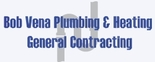Bob Vena Plumbing & Heating General Contracting Logo