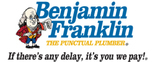Benjamin Franklin Plumbing ( Pitzers) Logo