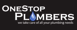 OneStop Plumbers - Plumbing and Leak Detection Logo