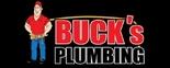 Buck's Plumbing Logo