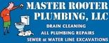Master Rooter Plumbing LLC  Logo