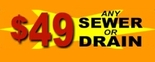 Full Service Plumbing-909 Logo