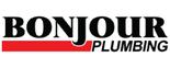 Bonjour Plumbing Logo