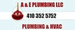 A & E Plumbing LLC Logo