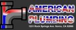 American Plumbing Corp.-714 Logo