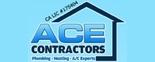 Ace Contractors (858) Logo