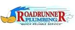 Roadrunner Plumbing Logo