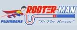 Rooter-Man Plumbers Logo