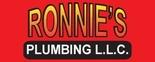 Ronnie's Plumbing Logo