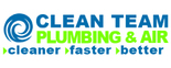 Clean Team Plumbing-409 Logo