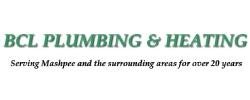 BCL Plumbing Heating & Cooling Logo