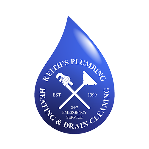 Keith's Plumbing, Heating & Drain Cleaning Logo
