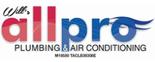 Allpro Plumbing Logo