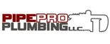 Pipe Pro Plumbing Logo