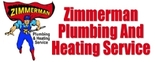 Zimmerman Plumbing And Heating Service Logo
