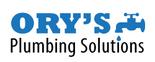 Ory's Plumbing Solutions Logo