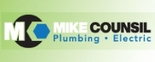 Mike Counsil Plumbing and Rooter Logo