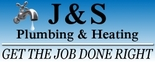 J&S Plumbing and Heating Logo