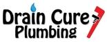 Drain Cure Plumbing Logo