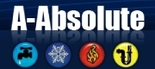A-Absolute Plumbing, Heating & Air Logo