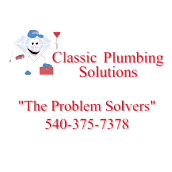 Classic Plumbing Solutions Logo