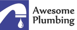 Awesome Design Contracting and Plumbing Logo