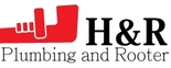 H & R Plumbing and Rooter Logo