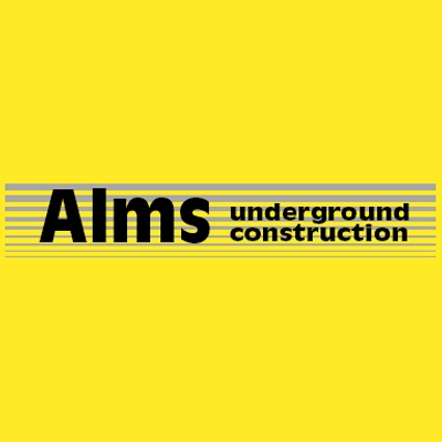 Alms Underground Construction Inc. Logo