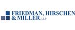 Friedman, Hirschen & Miller, LLP Logo