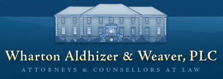 Wharton Aldhizer & Weaver Logo