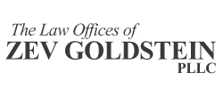 The Law Offices Of Zev Goldstein PLLC Logo