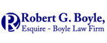 Robert G. Boyle, Attorney Logo