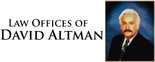 Law Offices of David Altman Logo