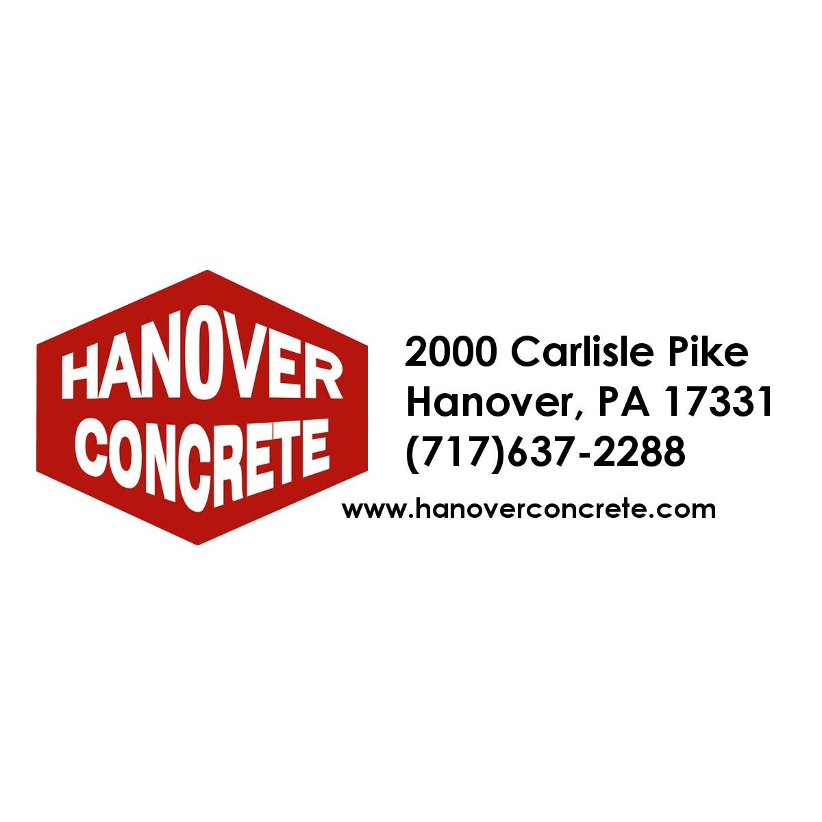 Hanover Concrete Company Logo