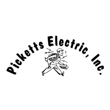 Picketts Electric, Inc. Logo