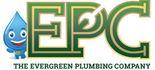 The Evergreen Plumbing Company Logo