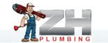 ZH Plumbing Logo