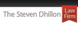 The Steven Dhillon Law Firm Logo