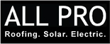 ALL PRO Roofers Logo