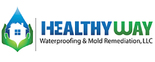 Healthy Way Waterproofing & Mold Remediation Logo