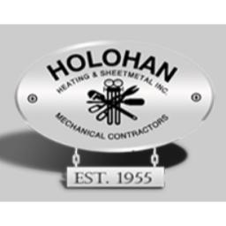 Holohan Heating & Sheet Metal Logo