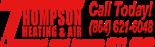 Thompson's Heating & Air Logo