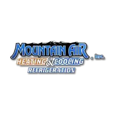 Mountain Air Heating & Cooling & Refrigeration Logo