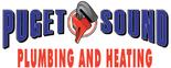 Puget Sound Plumbing & Heating Logo