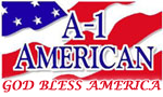 A-1 American Services Logo