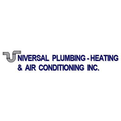 Universal Plumbing-Heating & Air Conditioning Inc Logo