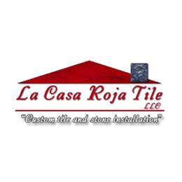 La Casa Roja Tile, LLC. Logo