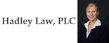 Hadley Law PLC Logo