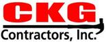 CKG Contractors Inc. Logo