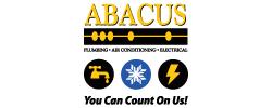 Abacus Plumbing & Air Conditioning - PLUMBING Logo